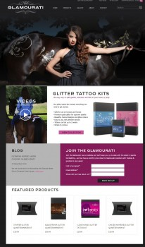 Glamourati   Equestrian Glitter Quarter Marks  Quartermarkers   Glitter Tattoos for Horses and Ponies