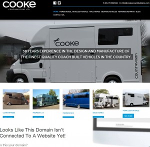 Home   Cooke Coach Builders