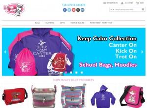 Horse Gifts  School Bags  Messenger Bags  Horse Backpacks  Girls Shoulder Bags  Personalised Hooded Tops  Wash Bags  Toilet Bags  Funky Laptop Bags  Tees  Beanies