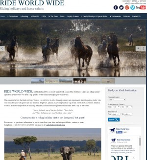 Horse Riding Holidays and Riding Adventures   Ride World Wide