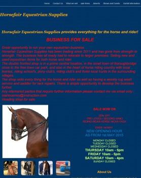 Horsefair Equestrian Supplies