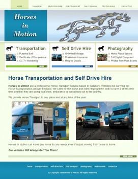 Horses in Motion   Horse Transportation