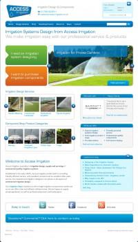 Irrigation Systems   Garden Irrigation   Access Irrigation Ltd.