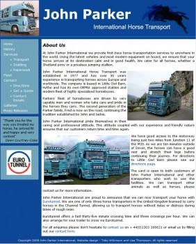 John Parker International Horse Transport - About Us 2015-05-27 04-30-11