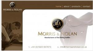 Morris and Nolan Saddlemakers Walsall UK