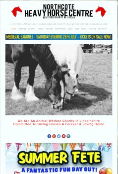 Northcote Heavy Horse Centre - Animal Welfare Rescue Charity & Sanctuary in Lincolnshire 2015-05-28 03-27-57