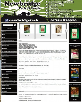 Poultry Supplies   Livestock Supplies   Equestrian Jumps For Sale   Skegness   Newbridge Tack and Feeds