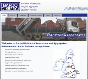 Roadstone and Aggregates   Peterborough   Bardo Midlands
