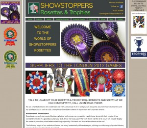 Rosettes   Showstoppers