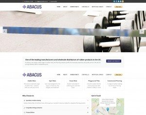 Rubber Manufacturer Birmingham   Midlands   Abacus Rubber UK