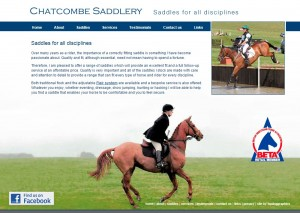 Saddles for all disciplines   Chatcombe Saddlery