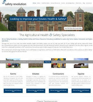 Safety Revolution  Specialists in Health   Safety for Farms