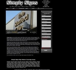 Sign Makers   New Eltham   Sidcup   Eltham   Bromley