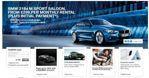 The BMW Official Website   Award Winning Luxury New Cars