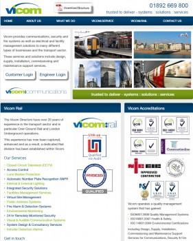 Vicom   Security Systems   Sussex  Surrey  Kent  London  Hampshire  Essex