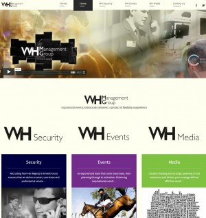 WH Management Group   Security   Events   Media