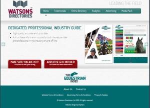 Watsons Directories