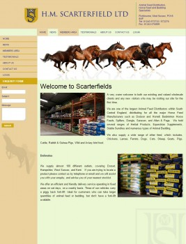 Welcome to Scarterfields   Scarterfields UK wholesale and retail animal feed  animal supplement  animal bedding  animal vitamin supplier in Chichester  West sussex